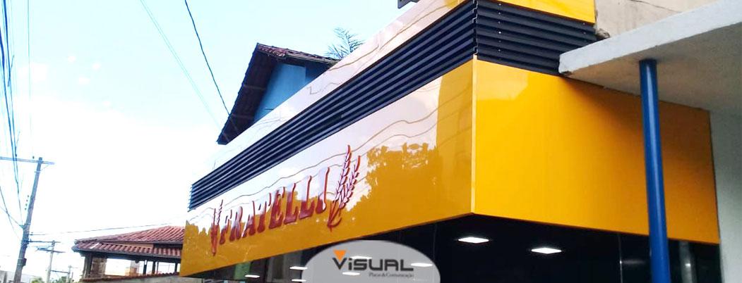 Instalação-de-Brise fachada